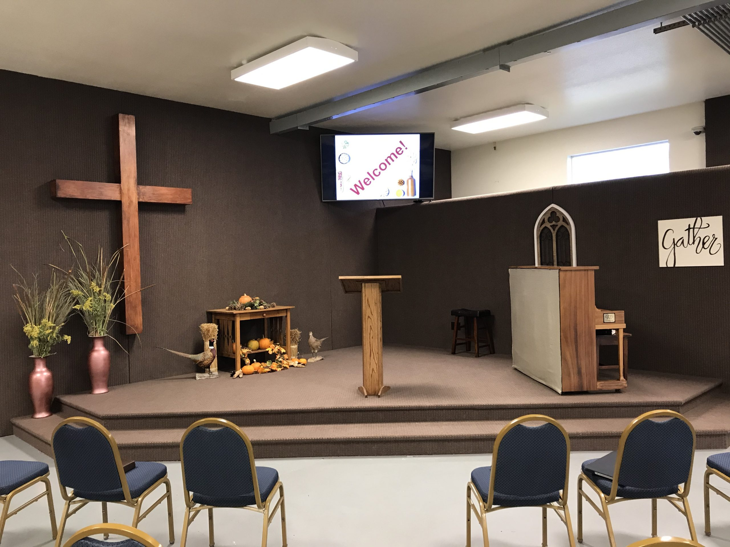 Welcome to Central Plains Evangelical Free Church